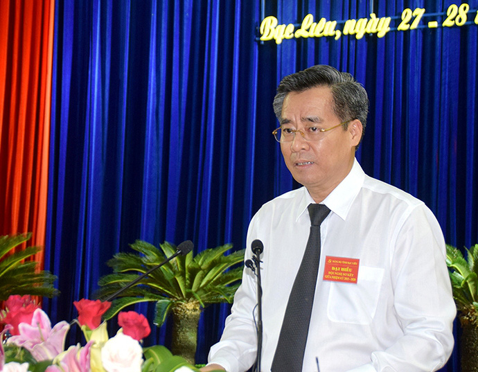 Bộ Chính trị điều động Bí thư Tỉnh ủy Nguyễn Quang Dương làm Phó trưởng Ban Tổ chức Trung ương - Ảnh 1.