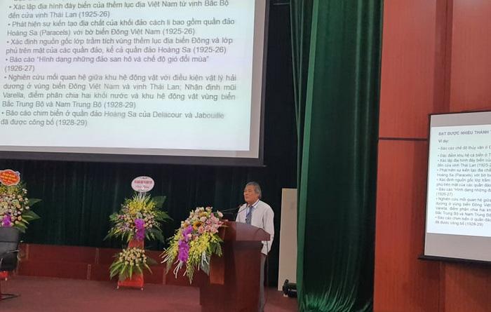 Hội nghị khoa học quốc gia về nghiên cứu và giảng dạy Sinh học: Sinh học có vị trí đặc biệt trong cuộc sống - Ảnh 3.