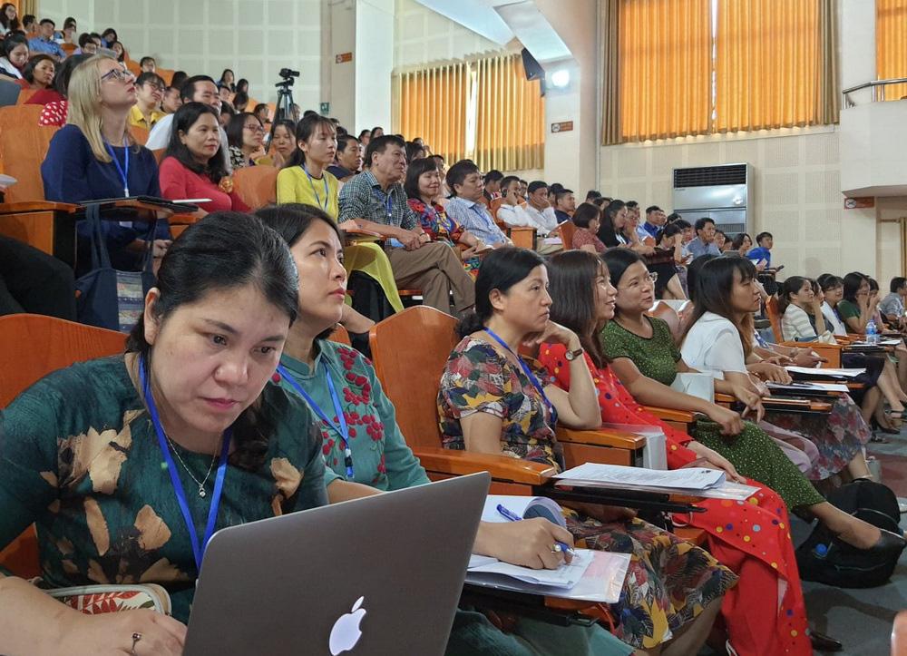 Hội nghị khoa học quốc gia về nghiên cứu và giảng dạy Sinh học: Sinh học có vị trí đặc biệt trong cuộc sống - Ảnh 2.