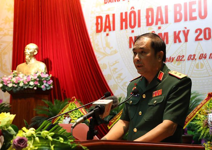 Trung tướng Phùng Sĩ Tấn tái cử chức vụ Đảng của Bộ Tổng Tham mưu - Ảnh 1.
