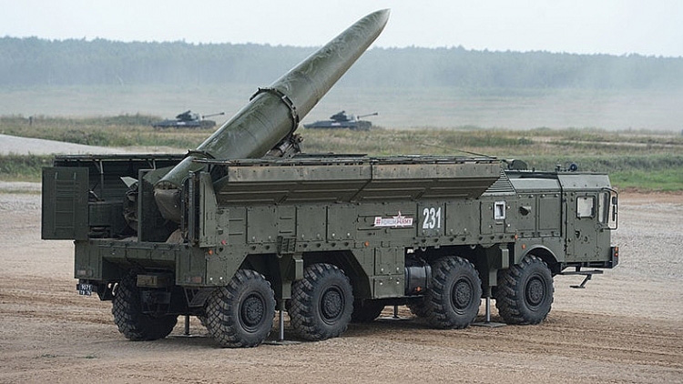 Điểm mặt vũ khí Nga ở Syria khiến thế giới kinh ngạc - Ảnh 1.