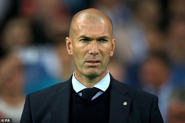 Zidane đang giúp Real tiến gần với chức vô địch La Liga