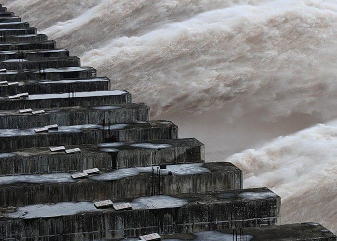 Toàn cảnh đập Tam Hiệp - con đập có thể khiến Trái đất quay chậm lại - Ảnh 3.
