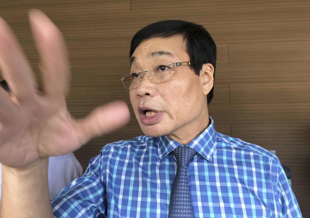 Viện trưởng VKSND Hà Nội: Đã kết luận, chuyển hồ sơ sang Cục Điều tra vụ Phó Viện trưởng VKSND Hoàn Kiếm - Ảnh 1.