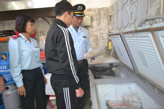 Gắn trách nhiệm của người đứng đầu trong công tác an toàn thực phẩm - Ảnh 1.