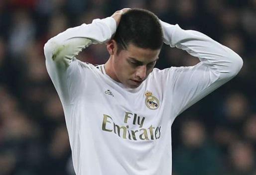 James Rodriguez gửi yêu sách lạ tới HLV Zidane - Ảnh 1.