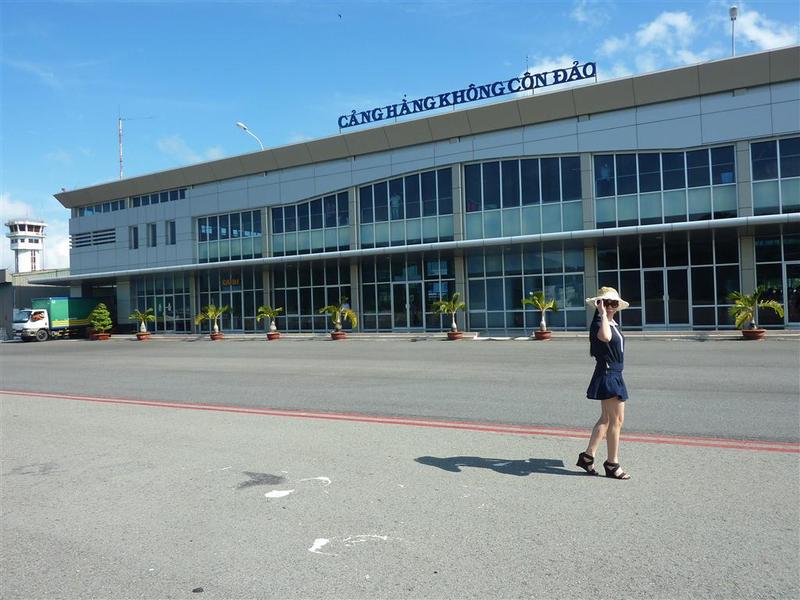 FLC của tỷ phú Trịnh Văn Quyết xin tài trợ hệ thống đèn sân bay Côn Đảo - Ảnh 1.