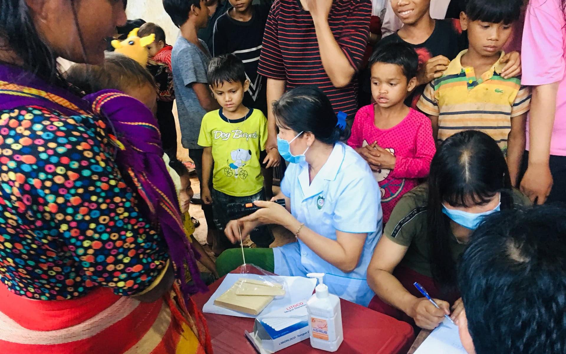 Ổ dịch Hải Yang thêm 3 ca dương tính, Gia Lai xin 100.000 liều vắc xin bạch hầu