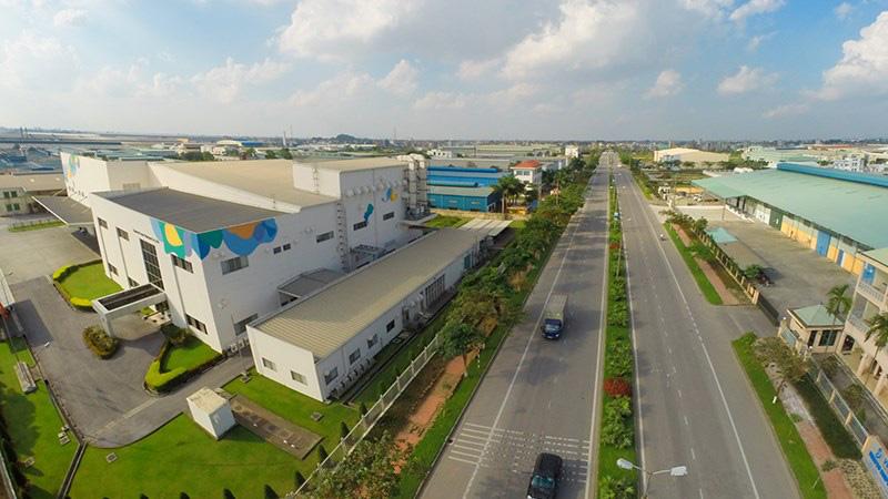 Bất động sản công nghiệp: Giá đất tăng, giá cho thuê xưởng ổn định - Ảnh 1.