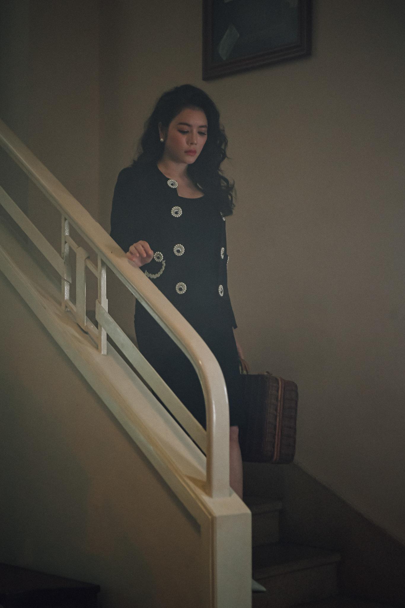 Lý Nhã Kỳ tái xuất trong MV gay cấn như phim hành động của Đàm Vĩnh Hưng  - Ảnh 5.