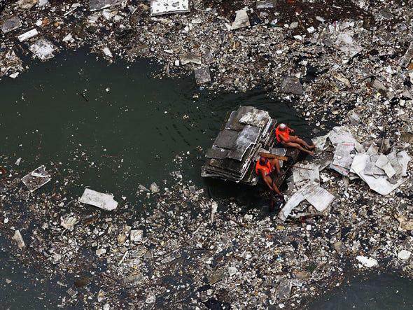 Đường thủy qua đập Tam Hiệp quá tải, Bắc Kinh bị hối thúc làm ngay điều này - Ảnh 3.