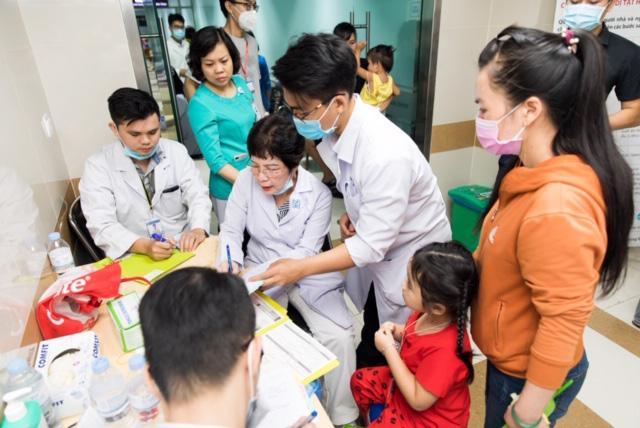 Hỗ trợ 1,1 tỷ đồng cho 120 em nhỏ dị tật hàm mặt tìm lại nụ cười - Ảnh 1.