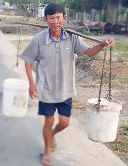 Quảng Ngãi: Thị xã chi tiền tỷ ngân sách đào giếng lấy nước sinh hoạt cho dân  - Ảnh 1.