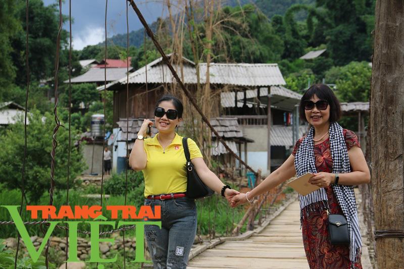 Sơn La: Khai trương mô hình du lịch cộng đồng tại xã Ngọc Chiến - Ảnh 5.