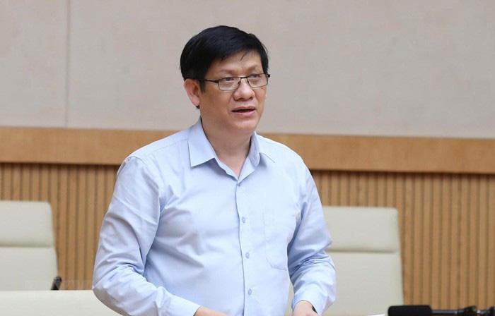 Bộ Chính trị chỉ định ông Nguyễn Thanh Long làm Bí thư Ban cán sự đảng Bộ Y tế thay ông Vũ Đức Đam - Ảnh 1.