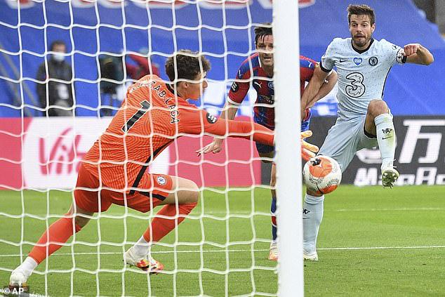 """Chelsea thắng nhọc Crystal Palace, HLV Lampard thừa nhận """"rất thất vọng"""" - Ảnh 1."""