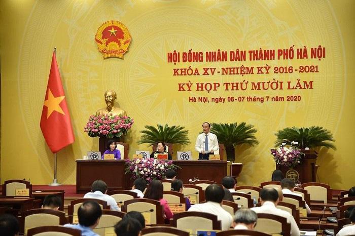 Hà Nội có thêm 352 dự án thu hồi đất bổ sung năm 2020 - Ảnh 1.