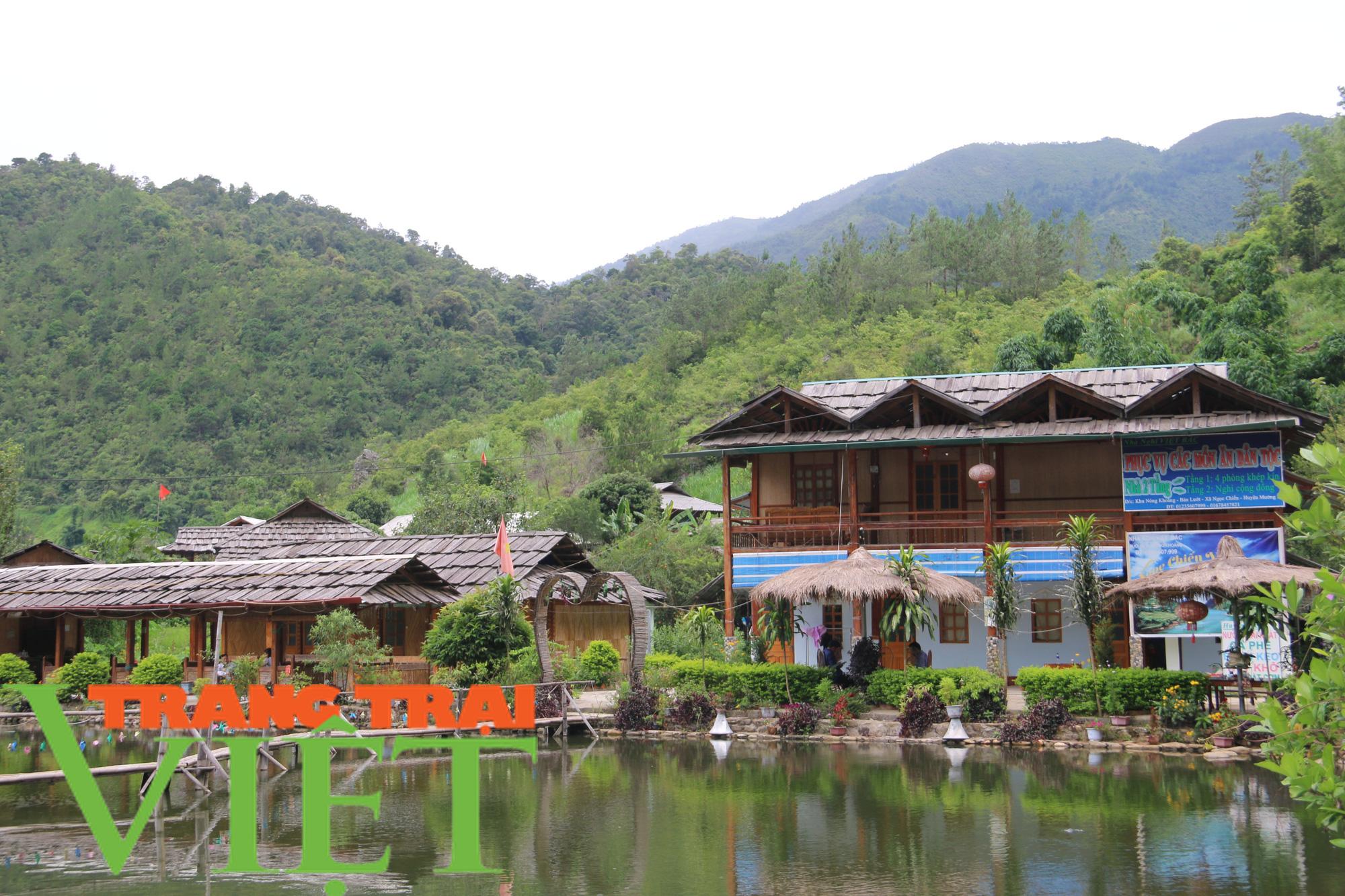 Trải nghiệm du lịch cộng đồng homestay Ngọc Chiến - Ảnh 9.
