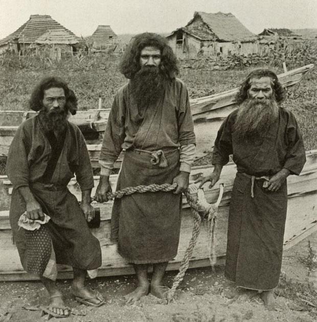 """Bộ lạc bí ẩn nhất thế giới tại Nhật Bản: """"Khai sinh"""" ra Samurai! - Ảnh 1."""