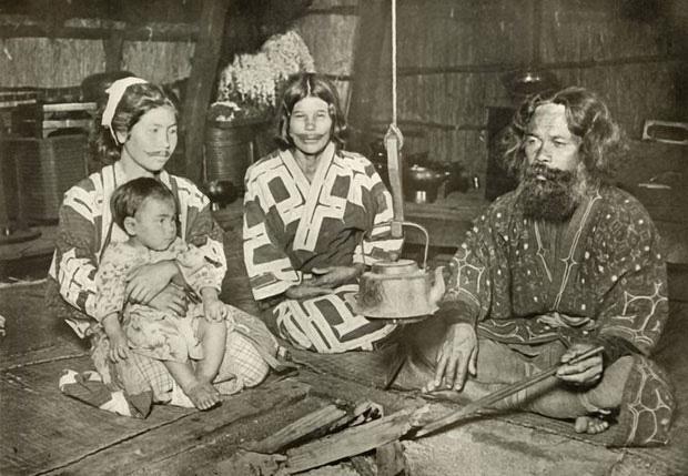 """Bộ lạc bí ẩn nhất thế giới tại Nhật Bản: """"Khai sinh"""" ra Samurai! - Ảnh 4."""