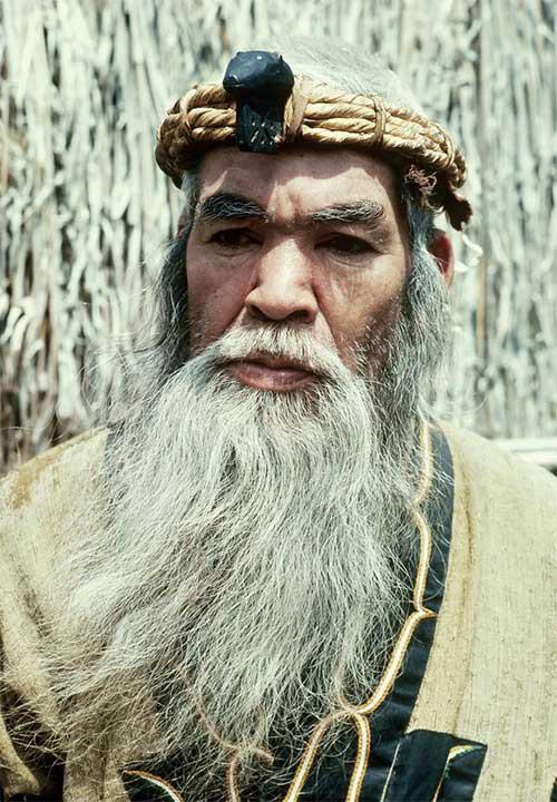 """Bộ lạc bí ẩn nhất thế giới tại Nhật Bản: """"Khai sinh"""" ra Samurai! - Ảnh 5."""