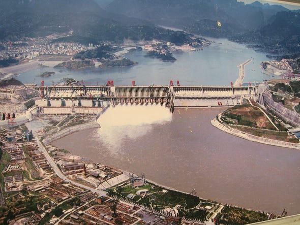 Thực hư đập Tam Hiệp liên quan đến động đất Tứ Xuyên khiến 87.000 người thiệt mạng - Ảnh 1.
