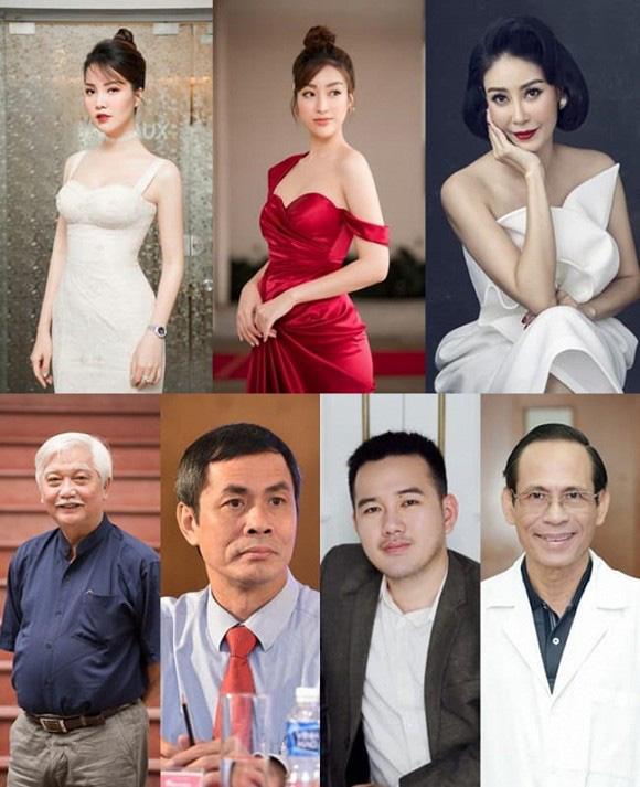 """Dàn """"giám khảo quyền lực"""" Hoa hậu Việt Nam đọ sắc 5"""