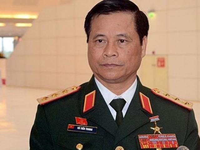 """Tướng Võ Tiến Trung: Mỹ tập trận """"dằn mặt"""" Trung Quốc ở Biển Đông không phải để ủng hộ Việt Nam bảo vệ chủ quyền - Ảnh 1."""
