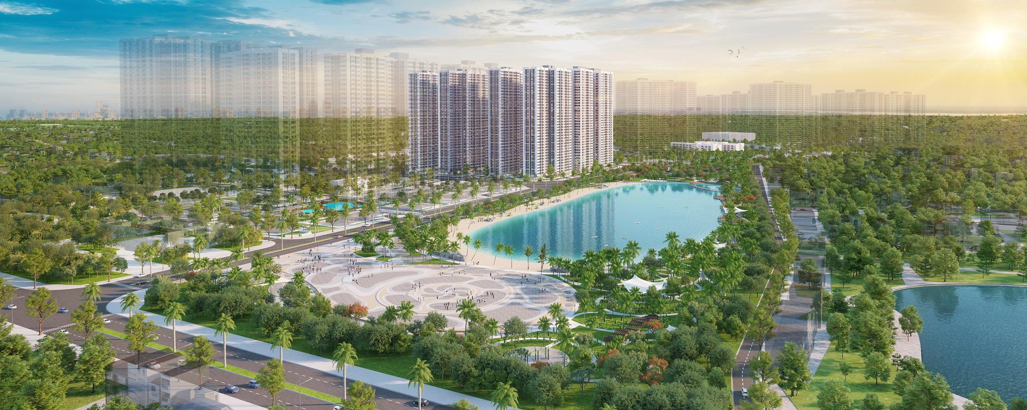 """Dự án Imperia Smart City hút khách nhờ vị trí """"kim cương"""" - Ảnh 2."""