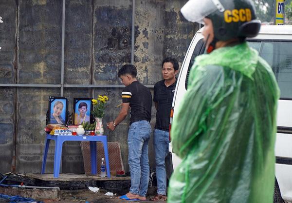 Vụ cháy tiệm cầm đồ, 3 người chết: Chia sẻ rợn người của nghi phạm - Ảnh 2.