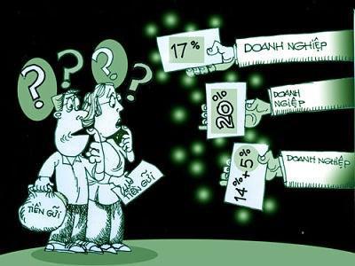 """""""Vênh"""" tới 4%/năm, có nên """"bỏ"""" ngân hàng đầu tư trái phiếu lãi cao? - Ảnh 1."""