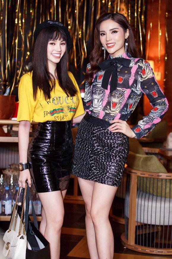 """Hoa hậu Jolie Nguyễn từng có phát ngôn gây sốc, cố tình bịa đặt chuyện Kỳ Duyên """"giật bồ"""" - Ảnh 4."""