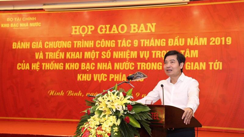 Tổng Giám đốc Kho bạc Nhà nước Tạ Anh Tuấn được bổ nhiệm Thứ trưởng Bộ Tài chính - Ảnh 1.