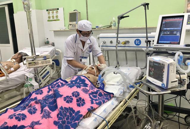 """Quảng Ngãi: Chia """"lửa"""" để giảm tải bệnh nhân cách ly Covid-19 với BV Đà Nẵng, Quảng Nam  - Ảnh 2."""