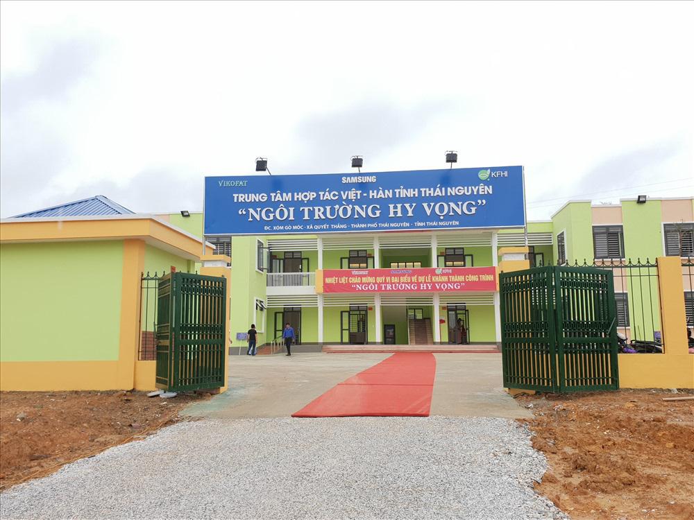 Gần 20 tỷ đồng xây dựng Ngôi trường Hy vọng Samsung tại Lạng Sơn - Ảnh 2.