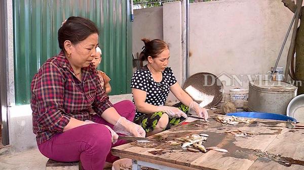 Phú Thọ: Độc đáo món cá thính gây nghiện, ăn vào rất tốn cơm - Ảnh 2.