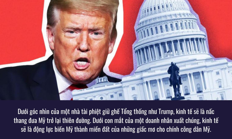 """4 năm - 1 nhiệm kỳ, ông Trump đã """"đưa nước Mỹ vĩ đại trở lại"""" như thế nào? - Ảnh 12."""