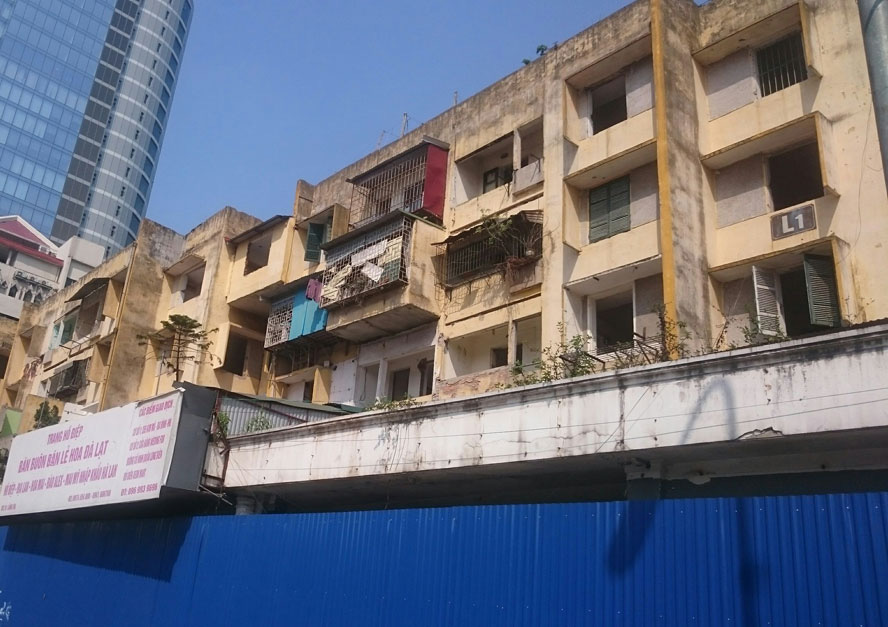 Hà Nội: Giải thể Ban Chỉ đạo thành phố về cải tạo, xây dựng lại các nhà chung cư cũ - Ảnh 1.