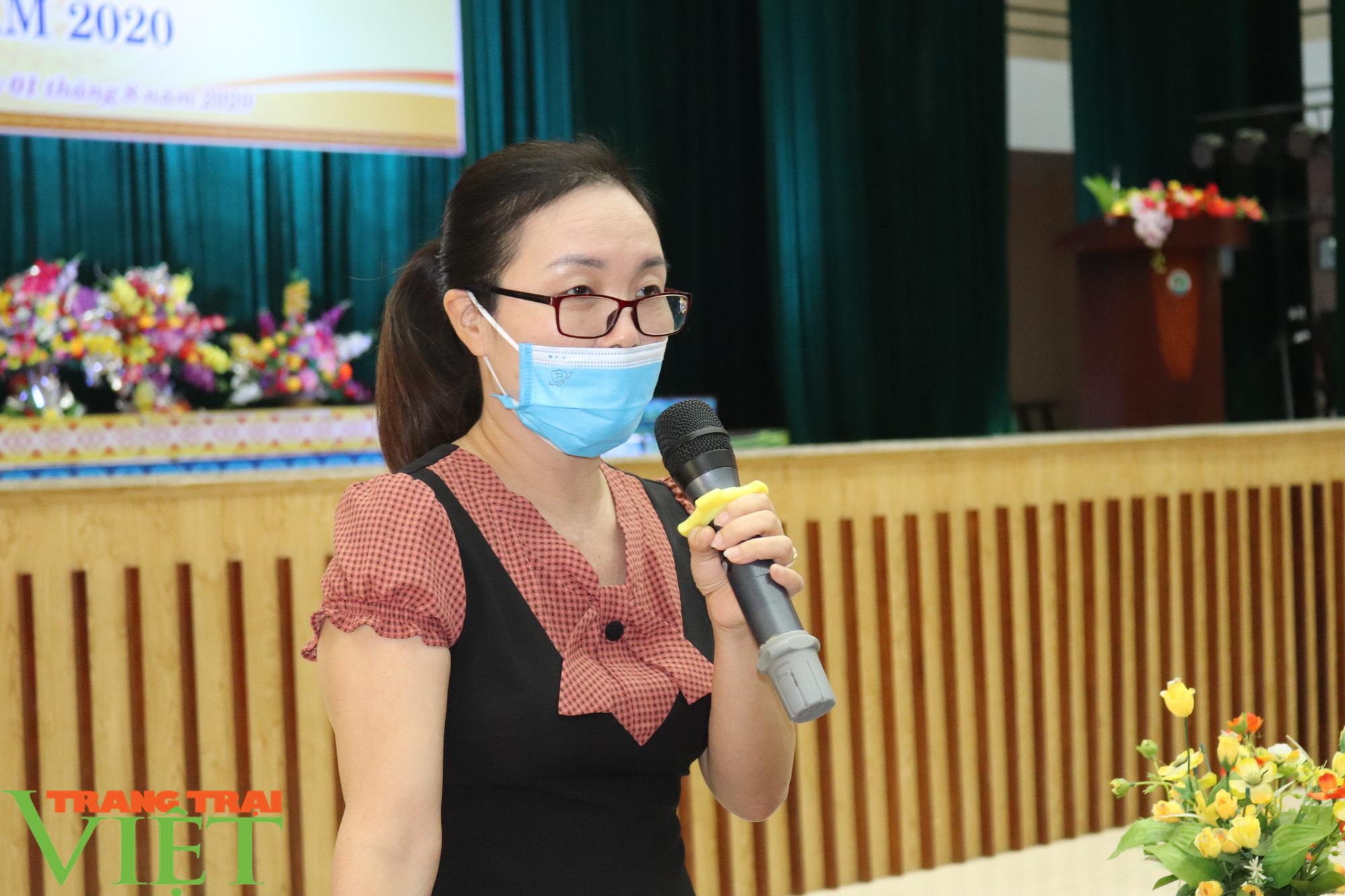 Sơn La: Hơn 1.000 cán bộ, giáo viên được tập huấn quy chế thi THPT năm 2020 - Ảnh 4.