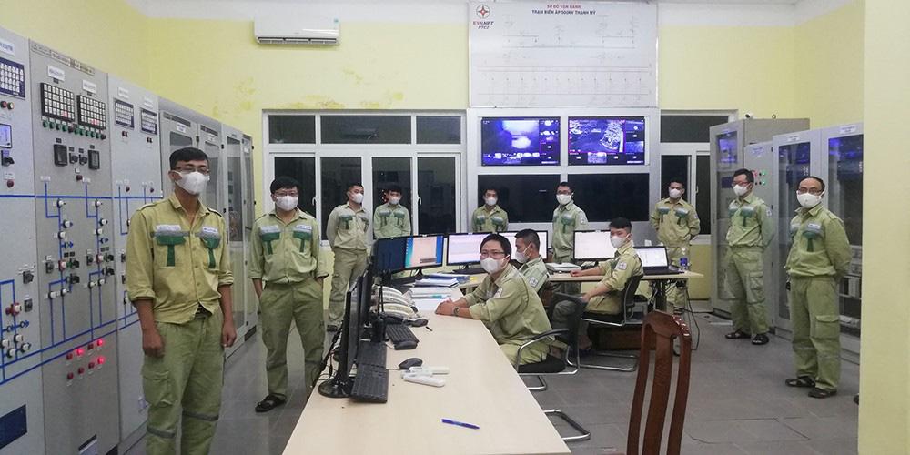 EVN ủng hộ Thành phố Đà Nẵng 1 tỷ đồng phục vụ công tác phòng chống dịch COVID-19 - Ảnh 1.
