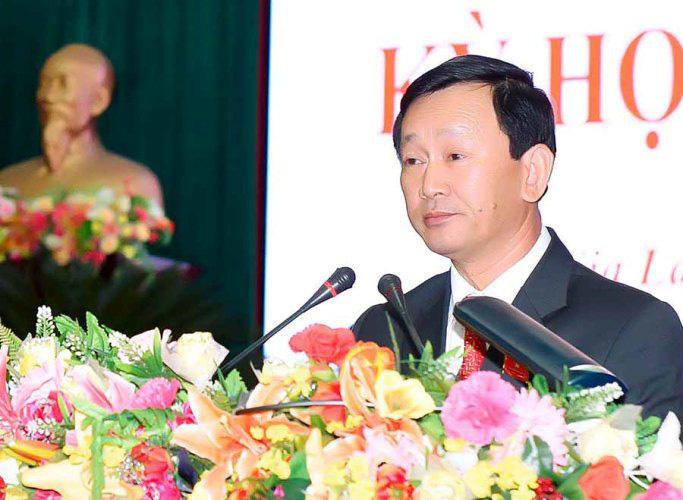 Chân dung 3 Ủy viên Trung ương được điều động sang địa phương khác tiếp tục giữ chức Bí thư Tỉnh ủy - Ảnh 4.