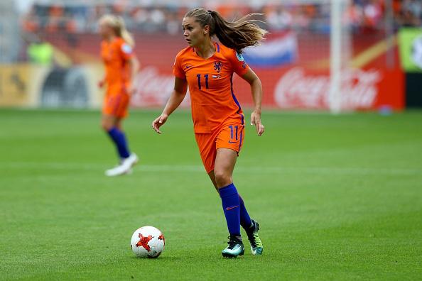 """""""Messi nữ"""" Lieke Martens - Cầu thủ gợi cảm nhất thế giới là ai? - Ảnh 8."""