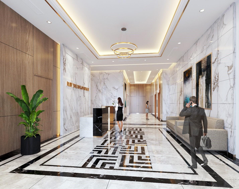 Ra mắt căn hộ dịch vụ cho thuê cao cấp tại Vinhomes Ocean Park - Ảnh 3.