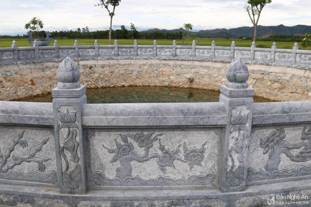 """""""Đệ nhất giếng làng"""" tôn tạo tiền tỷ hiếm có ở Nghệ An - Ảnh 5."""