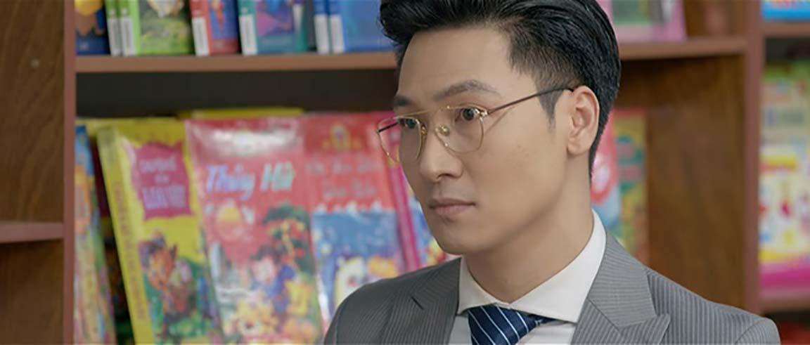 Tình yêu và tham vọng tập 43: Buồn bã khi bắt buộc cho Linh nghỉ việc Minh đã trả thù cho Linh  - Ảnh 3.