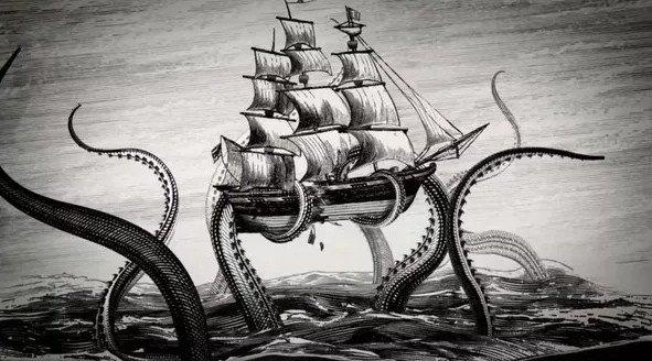 Vì sao con người luôn thích xem những câu chuyện về thủy quái? - Ảnh 2.