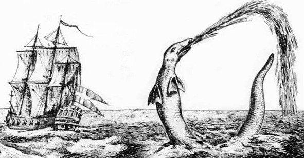 Vì sao con người luôn thích xem những câu chuyện về thủy quái? - Ảnh 4.