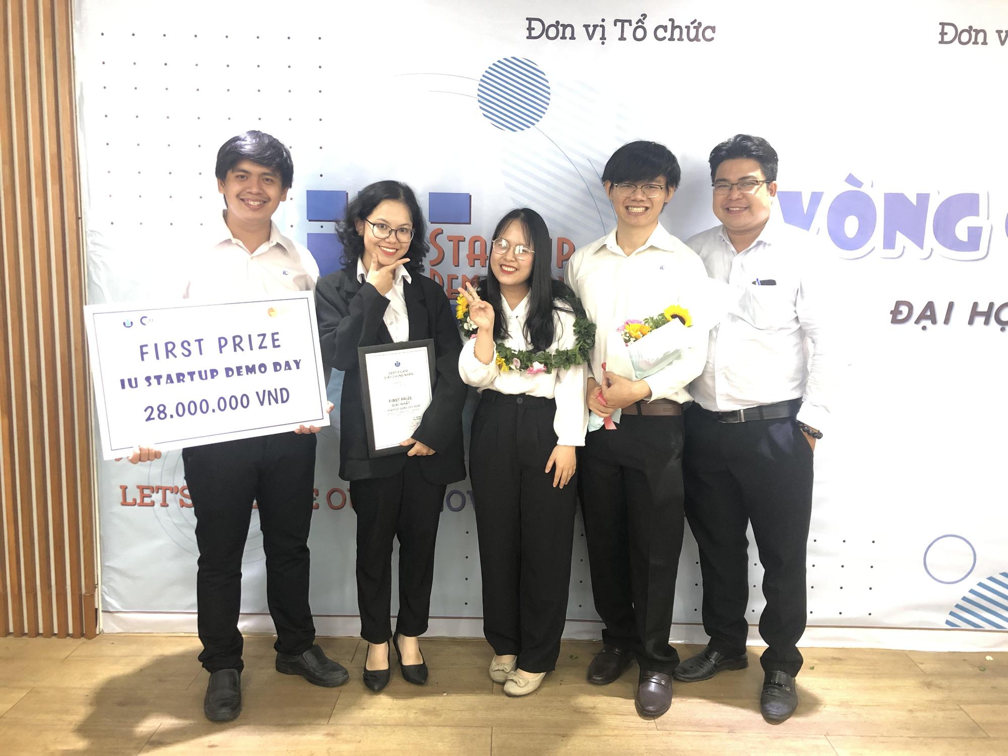 Nhóm sinh viên với dự án khởi nghiệp dầu bơ siêu sạch - Ảnh 1.
