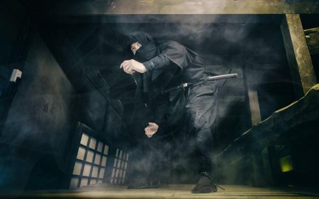 """Sự thật sửng sốt về khả năng """"xuất quỷ nhập thần"""" của Ninja - Ảnh 1."""