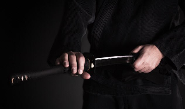 """Sự thật sửng sốt về khả năng """"xuất quỷ nhập thần"""" của Ninja - Ảnh 2."""